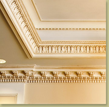 Crown Molding, Decorative Crown Moldings, Moulding Ideas| Lancrest ...