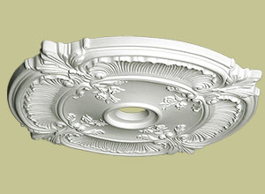 Medallions chandelier ceiling medallion lancrest moldings valencia 30 aloadofball Image collections