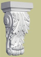 Acanthus Decorative Corbels