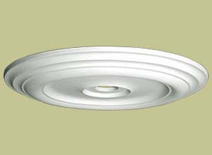 "Contemporary - 25""Ceiling Medallions"