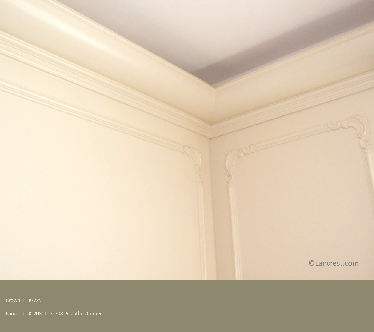 Crown Molding Designs And Ideas, Panel Molding Ideas