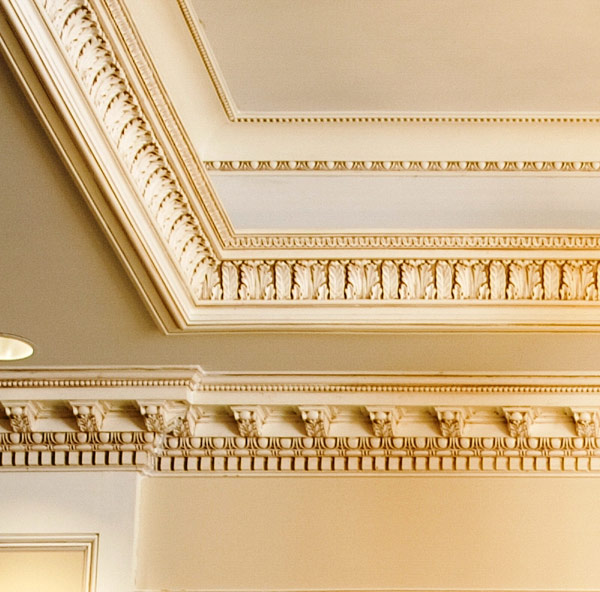 Crown molding designs and ideas panel molding ideas for Bedroom cornice design