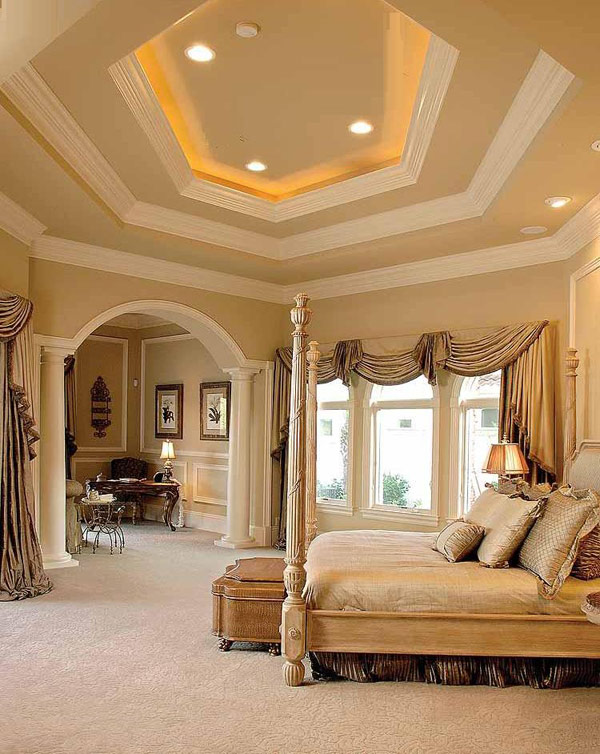 crown molding - Ceiling Molding Design Ideas